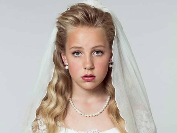Свадьбы не будет 12-летняя девочка из Норвегии не выйдет замуж за 37-летнег