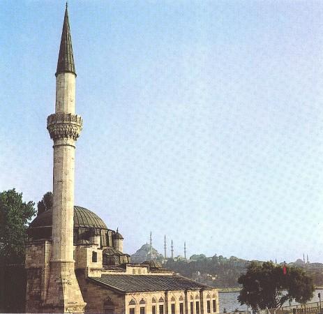 Azapkapı sokullu Mehmet Paşa Camii