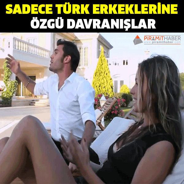 Eminiz bu fotoğraflara baktıktan sonra, sadece bizim ülkemize has ve sadece Türk erkeklerine özgü 11 davranış diyeceğiniz derlemeler hazırladık. Umarız beğenirsiniz...