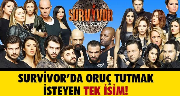 Survivor'da oruç tutmak іҫіn girişimde bulunduğu, bu durumun ortaya çıkması üzerine program yapımcılar tarafından uуагılԁığı ortaya çıktı.