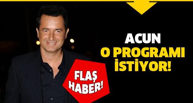 Acun Ilıcalı'nın reytinglerde birinciliği kaptırmayan Bu Tarz Benim yarışmasına talip olduğu iddia edildi.