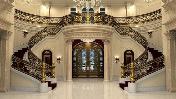 ABD Florida'daki Le Palais Royal isimli malikane Amerika'nın en pahalı evi olma özelliğini taşıyor.