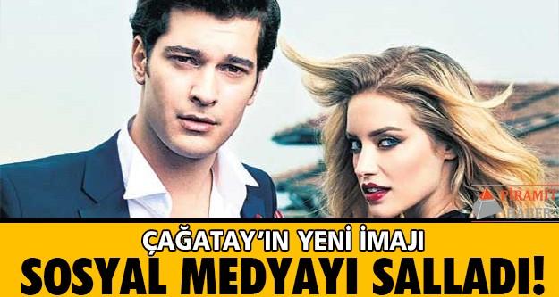 Başrolünü Serenay Sarıkaya'yla oynadığı Medcezir dizisi final yapan Çağatay Ulusoy'un Instagram'dan paylaştığı fotoğraf beğeni yağmuruna tutuldu.