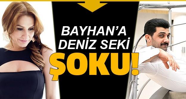 Cezaevinde yattığı için Popstar yarışmasında Deniz Seki tarafından ağır bir biçimde eleştirilen Bayhan, cezaevine tekrar giren ünlü şarkıcıyı ziyaret edeceğini söylemişti.