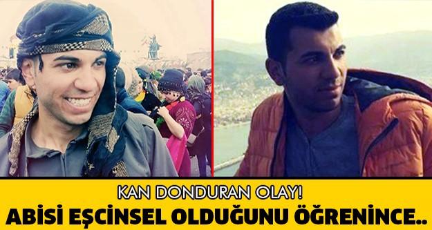 Van AhTamara LGBTİ grubu üyesi olan Sinan Akyüz (24), önceki gün evinde kendini asarak intihar etti. Çünkü..