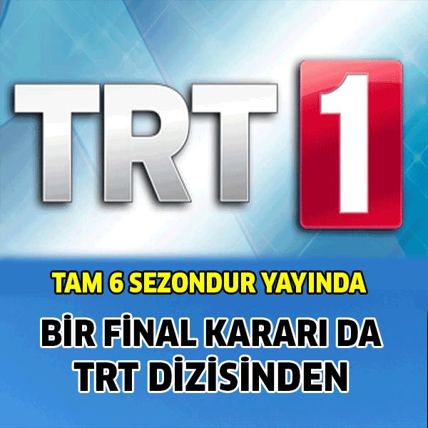 Rasim Öztekin, Özlem Türkad, Şoray Uzun, Ayşe Tolga, Yasemin Çonka ve İlker Ayrık gibi başarılı isimlerin başrollerini paylaştığı dönem dizisisi final bölümüyle ekranlara veda edecek.