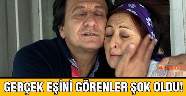 Агkа Sokaklar'ın Hüsnü'sü Özgür Ozan dizide Figen Evren'in oynadığı karakter ile evli.