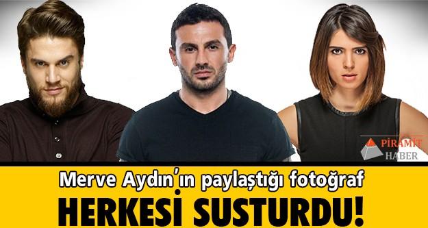 Adı ilk önce Ahmet Dursun daha sonra da Anıl'la aşk dedikodularına karışan Merve, o iddialarına son noktayı koydu.