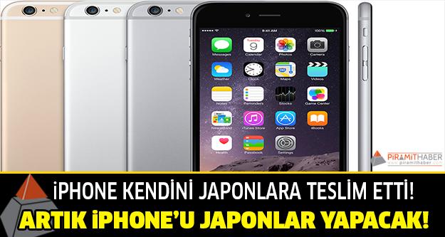 Japon Devi Sharp, iPhone'nun Ana Montajcısı Tayvanlı Foxconn'u Satın Aldı