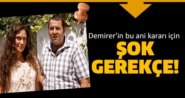 Demirer'in bu ani kararı, ihanet dedikodularını da gündeme getirdi. Komedyenin Borak'ı Instagram'da takipten çıkarması ve fotoğraflarını silmesi de iddiayı güçlendirdi.