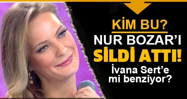 Bu Tarz Benim'in güzellik yarışmalarında dereceye giremeyen ismi Nur Bozar sürpriz bir şekilde kendini eletince yerine Maria Surina isimli melez bir güzel katıldı.