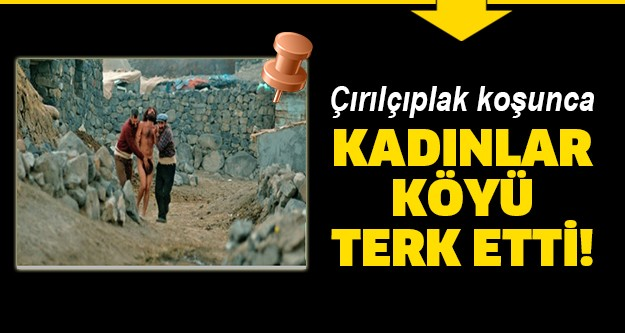 Mucize filminin Kars'ın bir köyünde gerçekleşen çekimlerinde filmin önemli bir sahnesi için köydeki kadınlar ve çocuklar kocaları tarafından bir gün için başka köye götürüldü.