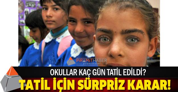 Milyonlarca öğrenci ve çalışanın merakla beklediği 29 Ekim Cumhuriyet Bayramı tatilinin kaç gün olacağı konusu henüz netlik kazanmadı ama şu açıklamanın yapılması bekleniyor.