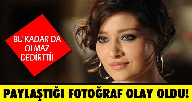 Nurgül Yeşilçay, önceki gün oğlu Osman Nejat'ın yaş günü için eski eşi Cem Özer'le bir araya geldi.