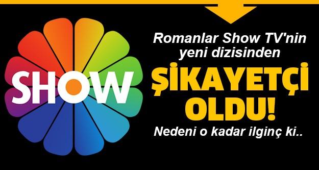 Show TV'de ilk bölümü yayınlanan 'Roman Havası' dizisi Romanların tepkisi çekti..