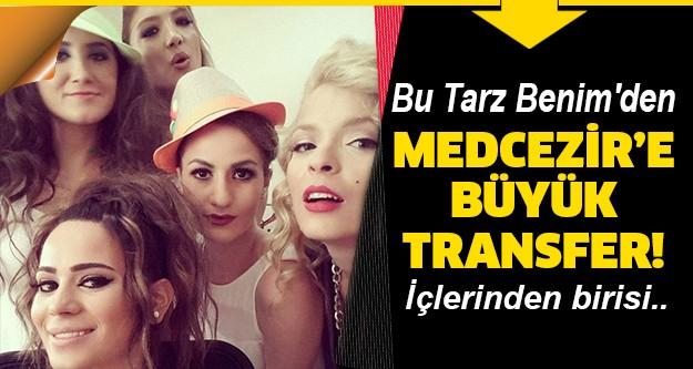 Medceizr dizisinin yeni sezonunun ilk bölümünde Sibel karakteriyle kısa bir sahne oynayan ve daha sonra adını Bu Tarz Benim yarışmasıyla duyuran Gizem Güler, dizinin kadrosuna yeniden katıldı.