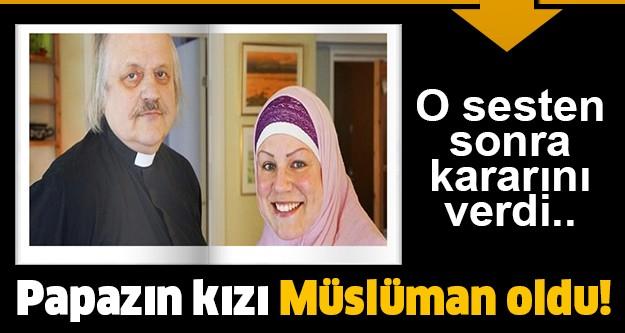 İsveç'in Upsala şehrinde bir papazın kızı olan Jannika Sande Kur'ân'dan etkilenerek Müslüman oldu.