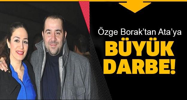 Özge Borak, eşi Ata Demirer'den boşandıktan 1 ay sonra ilk kez sosyal medyadan fotoğraf paylaştı.
