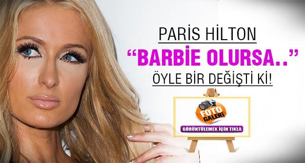 Paris Hilton, bir markanın bahar koleksiyonunun tanıtımında kamera karşısına geçti.