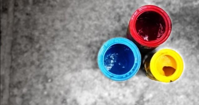 SORU – 1 : Renklerden birini seçiniz:    SARI, MAVİ, KIRMIZI