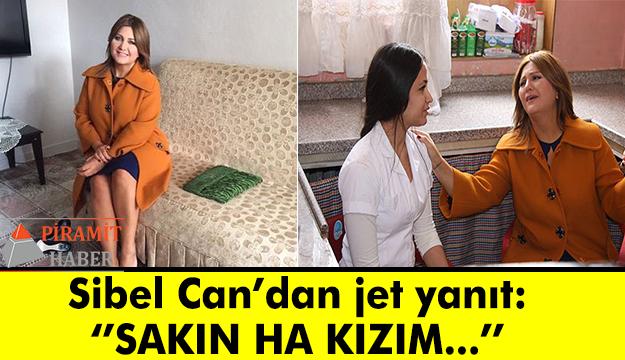 Diyarbakır'daki evinde uğradığı silahlı saldırıda ölümden dönen ve tedavi gördüğü GATA'da ilk kez Vatan'dan Melis Güvenç'e konuşan Mutlu Kaya, kendisini veliahtı olarak gösteren Sibel Can için sert açıklamalarda bulundu.