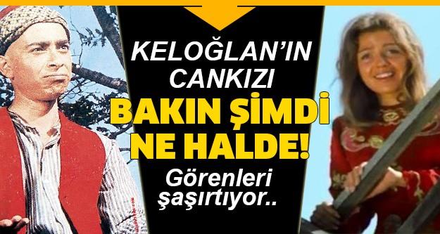 Keloğlan'ın Cankızı Şimdi Ne Halde Keloğlan'la Can Kız filmi ile ünlenen Alev Oraloğlu'nun şimdiki hali görenleri şaşırtıyor.
