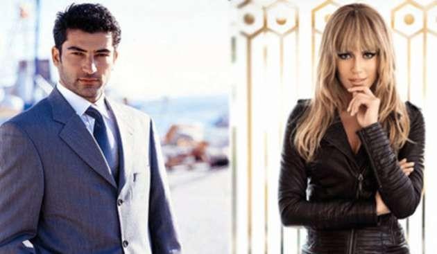 Sinem Kobal ve Kenan İmirzalıoğlu, tatil için İngiltere'ye gitti.