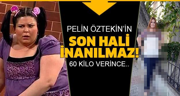 Rasim Öztekin'in 27 yaşındaki kızı Pelin Öztekin 7 ay önce mide küçültme ameliyatı olmuş kısa zamanda 56 kilo vermişti.