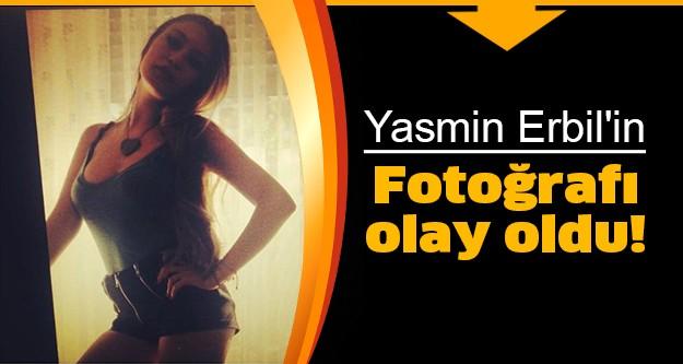 Ünlü şovmen Mehmet Ali Erbil'in bu sabah kızı Yasmin'in doğum gününü kutlamak için paylaştığı fotoğraf olay oldu.
