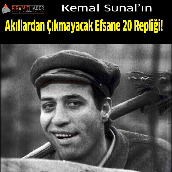 20 Kemal Sunal Repliği!