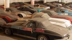 25 yıl bir depoda unutulmuş inanılmaz koleksiyon !