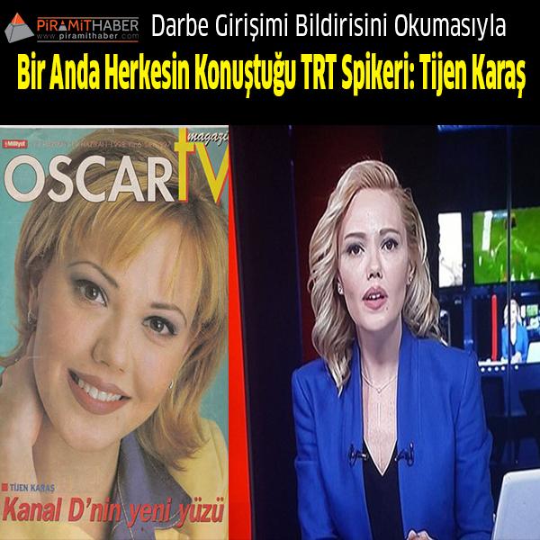 Bir Anda Herkesin Konuştuğu TRT Spikeri