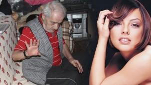 Ebru Gündeş'in babası sefalet içinde yaşıyor!