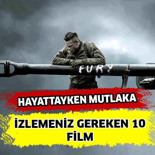 Mutlaka İzlemeniz Gereken 10 Film