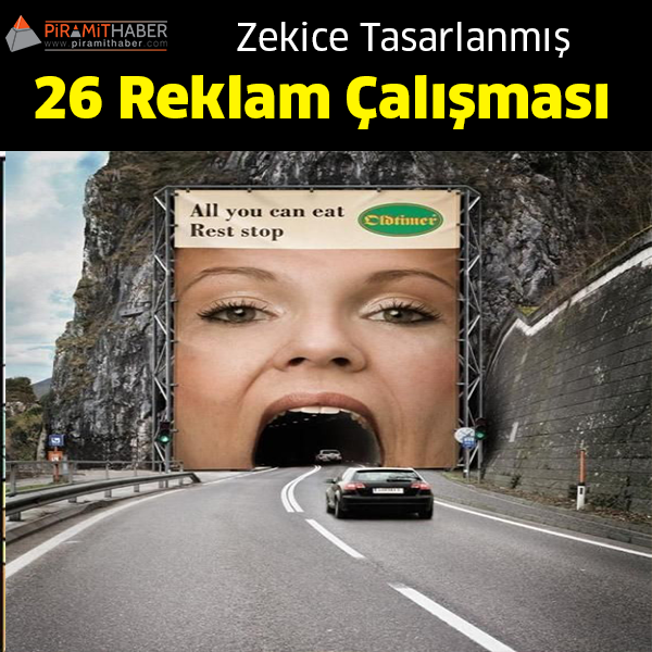 Zekice Tasarlanmış 26 Reklam