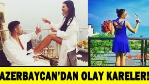 Azerbaycan'ın zengin çocukları!