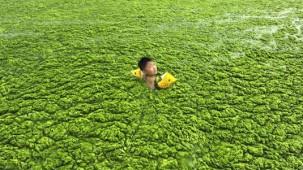 Çin'den korkutucu fotoğraflar