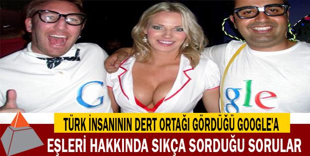 Dert Ortağı Gördüğümüz Google'a Sıkça Sorulan Sorular
