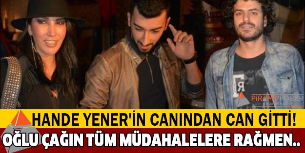 Hande Yener bu haberle yıkıldı!