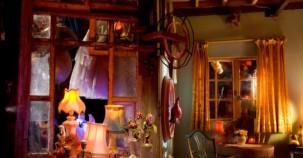 Hiç çingene restoranı gördünüz mü?