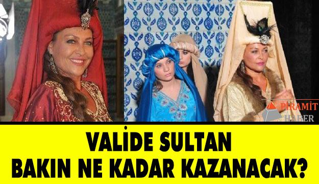 Hülya Avşar'ın başrol parası dudak uçuklatıyor!