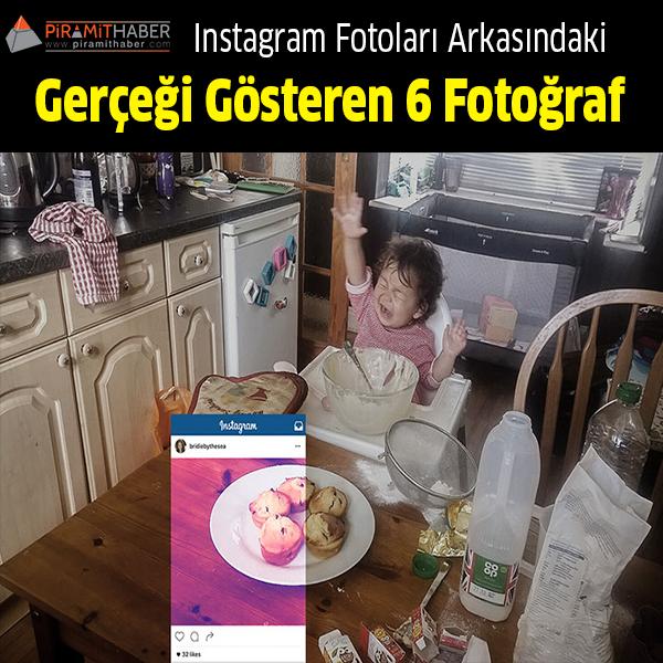 Instagram Fotoları Arkasındaki 6 Gerçek
