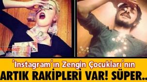 Instagram'ın fakir çocukları
