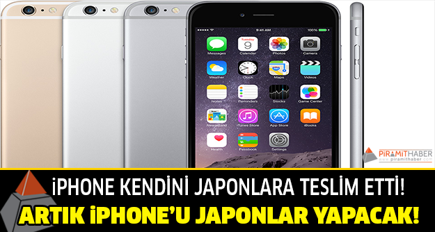 iPhone için Apple'dan şok haber!