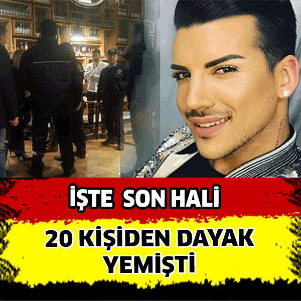 Kerimcan Durmaz'a Dayak Şoku