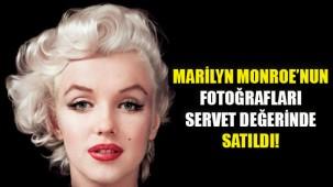 Marilyn Monroe'nun fotoğrafları servet değerinde