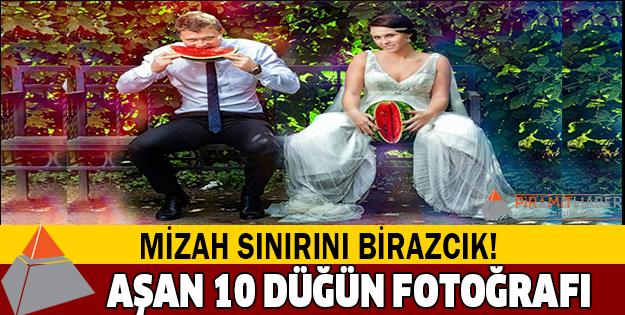 Mizah Sınırını Aşan 10 Düğün Fotografı