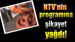 NTV'nin programına şikayet yağdı!