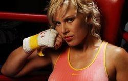 Putin'in boksör sevgilisi Natascha Ragosina