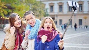 Selfie Çubuğu artık yasak !